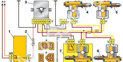 Инструкция Установки Центральноого Замка Ваз-21099