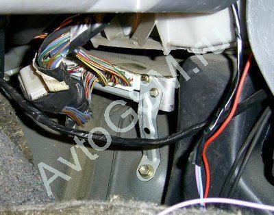 Подключение датчика скорости и