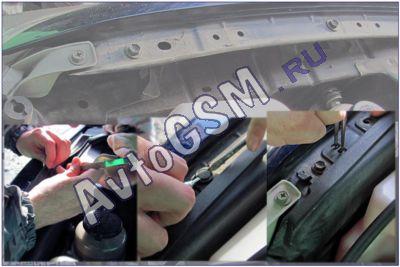Тюнинг Тойота Камри 40, реснички, фары, фонари, тюнинг
