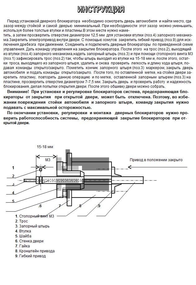 Инструкция Магнитолы Pioneer Pm-465
