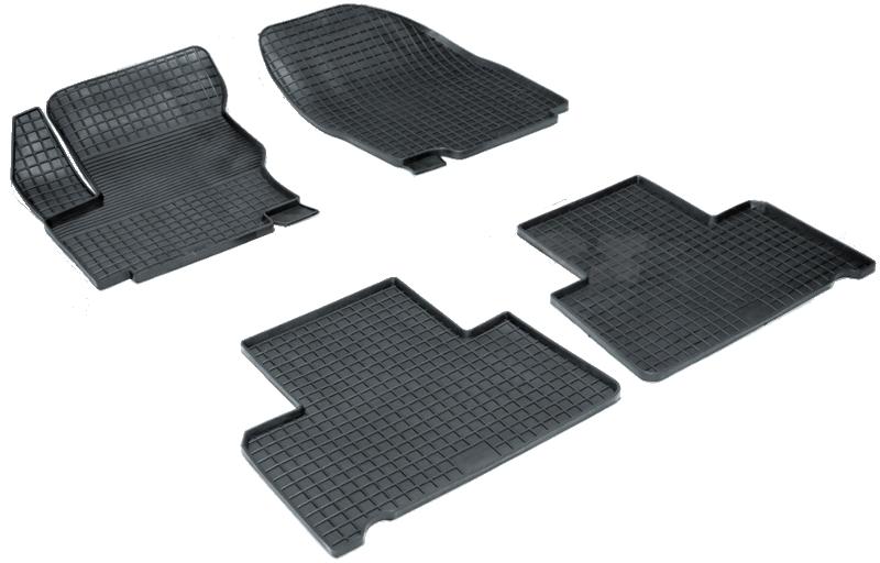 Автомобильный коврик Seintex 00367 для Ford S-Max/Galaxy - фото 2