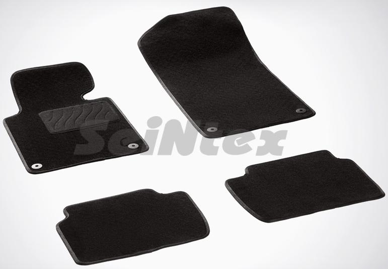 Автомобильный коврик Seintex 87536 для BMW X4 F-26 - фото 9