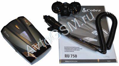 Cobra 750 Ru инструкция - фото 5