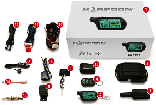 Harpoon Cr2032 инструкция - фото 9