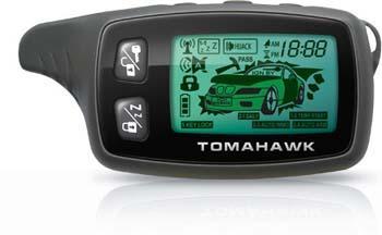 Сигнализация tomahawk tw-7000 инструкция