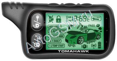 Tomahawk 9030 инструкция посмотреть - фото 4