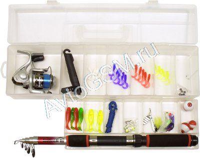 Рыболовный набор Adrenalin Go Fishing.  M-2 в Нижнем Тагиле.