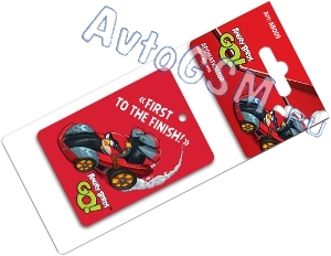 ������������ Angry Birds GO! Red car AB009 (73009) ����� ������ - ��������� �� �������� �������, ������ ������� ������, ����� ������ (������� 9290)
