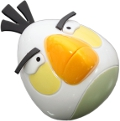������������ Angry Birds White Bird 3D AB030 (73030) ������� ���� - ��������� �� ���������, ��������� ������� �� 60 ����, ����� ������ (������� 9310)