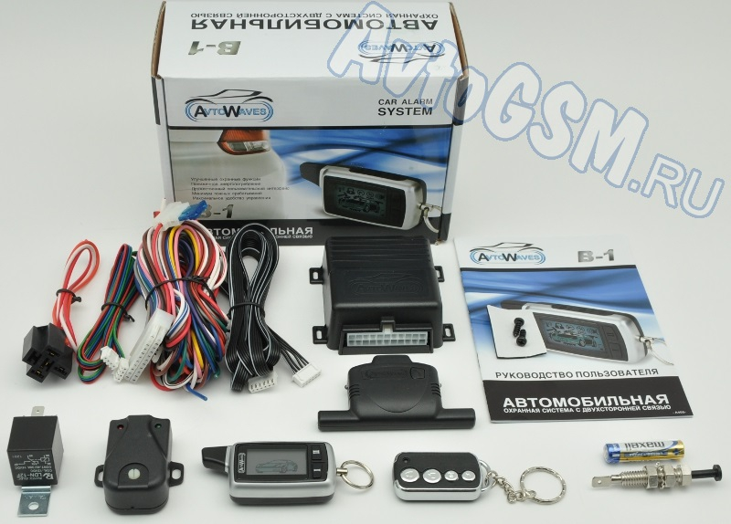 Avtowaves b1 инструкция по установке