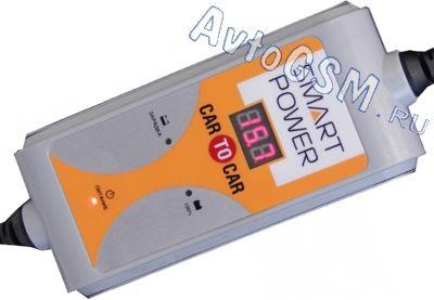 Устройство зарядное для АКБ BERKUT SP-CAR-TO-CAR - фото 11