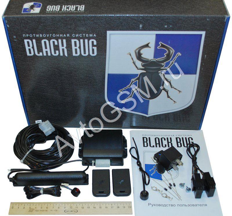 Инструкция на black bug bt 71f