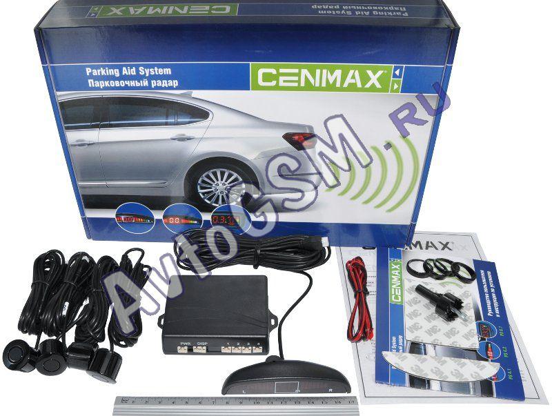 cenmax PS 4.1 (4 черных датчика)