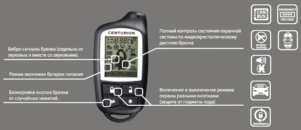 Инструкция Centurion Xq V3 - фото 5