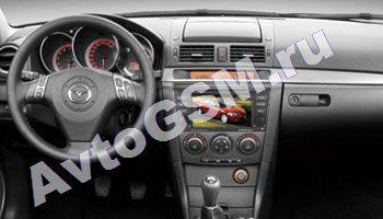 программа для штатной автомобильной навигации mazda 3 new