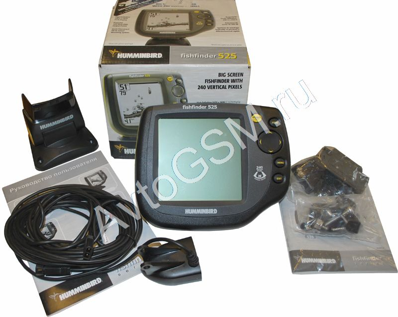 humminbird 525 transducer related keywords & suggestions, Fish Finder