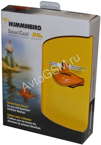 эхолот humminbird smartcast rf 45e
