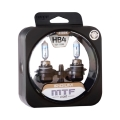 Комплект галогенных ламп MTF Light Iridium HB4 55W (артикул 13013)