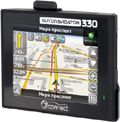GPS-навигатор JJ-Connect AutoNavigator 330   + Навител XXL 3.2 (артикул 2822)