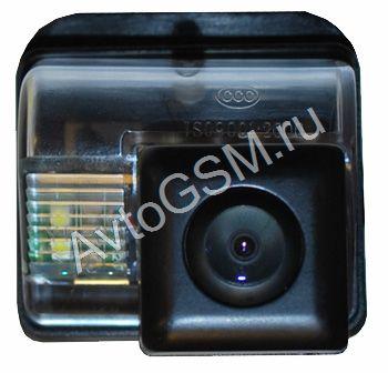 штатная камера заднего вида mazda 6