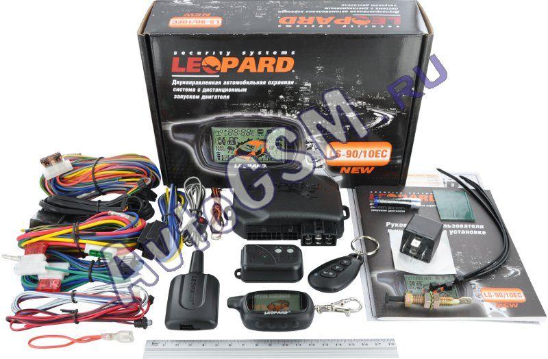 Leopard Ls 70 10 Ec инструкция - фото 7