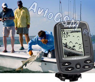 how to use lowrance x4 pro