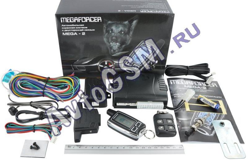 Megaforcer Mega 2 инструкция по установке - фото 2