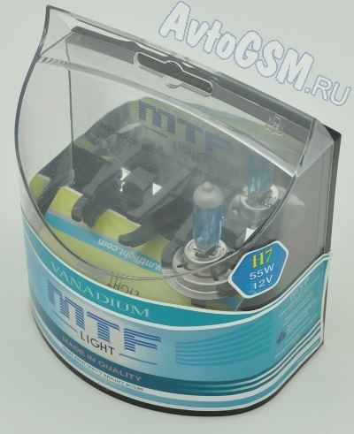 ���������� ����� MTF Light Vanadium H7, 55W, 12V (������!!! ���� ����� � ���������!) - ��������� ������������, ��������� ��� ����������� ������ ��� (������� 11894)