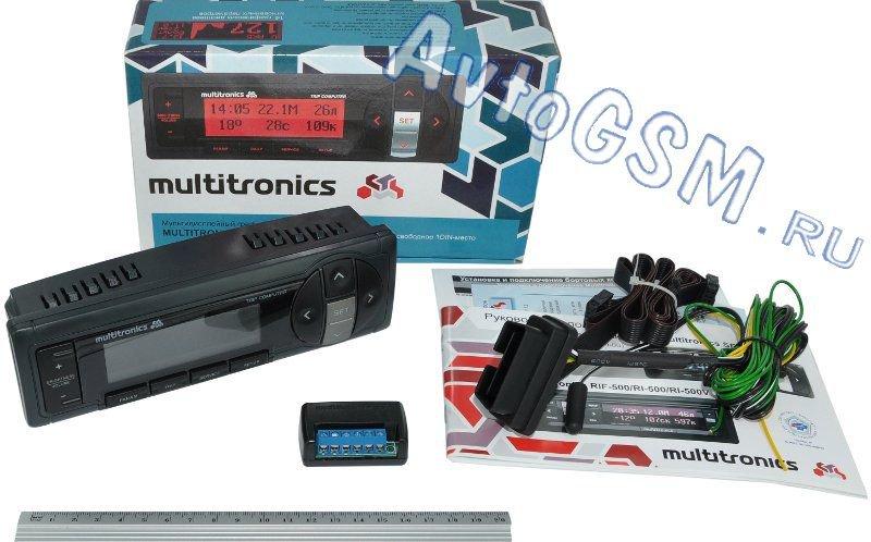 Бортовой компьютер Multitronics SL-50V - фото 10