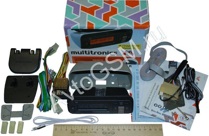 Multitronics vg1031u инструкция
