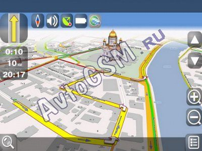 GPS-��������� Prology iMap-730 Ti - 7-�������� �������, Bluetooth-������ (��������, ���������� ������, hands-free), FM-�����������, ��������� +   �� ������� ���������  XXL 3.X