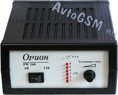 Орион Зарядное Устройство Pw160 Инструкция - фото 3