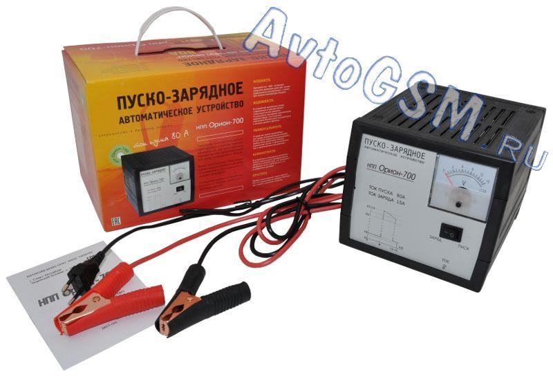 Инструкция пуско зарядного устройства орион pw700