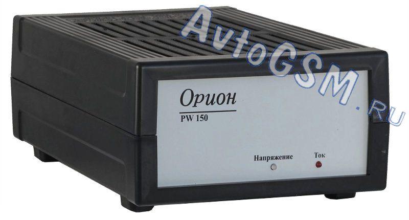 orionpw150 Зарядное устройство Орион PW 150 (6 А, 12В, автомат) .