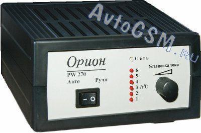 Эксплуатации pw270 устройство инструкция зарядное орион по