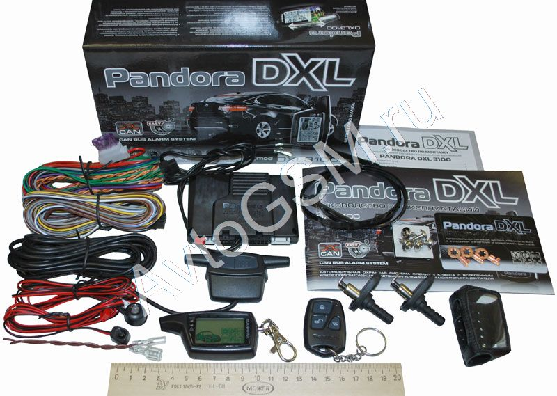 инструкция пандора Dxl 3210 - фото 2