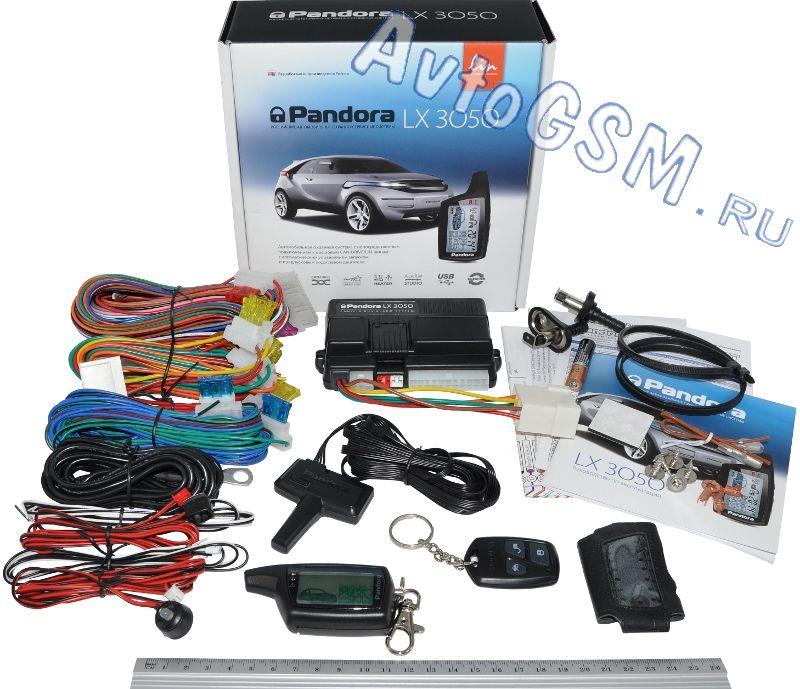 Инструкция Pandora Lx 3050 - фото 3