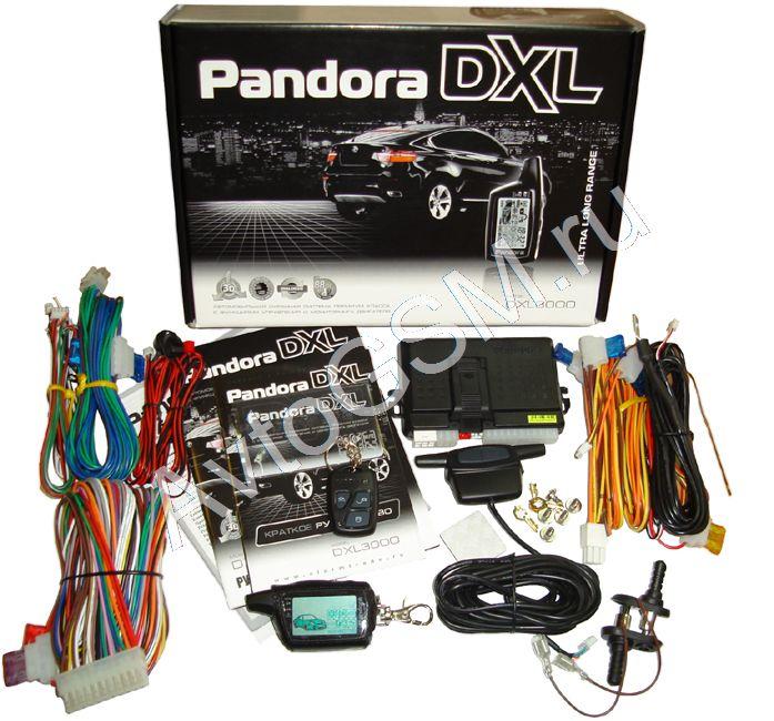 Инструкция По Установке Pandora Dxl 3000 - фото 5