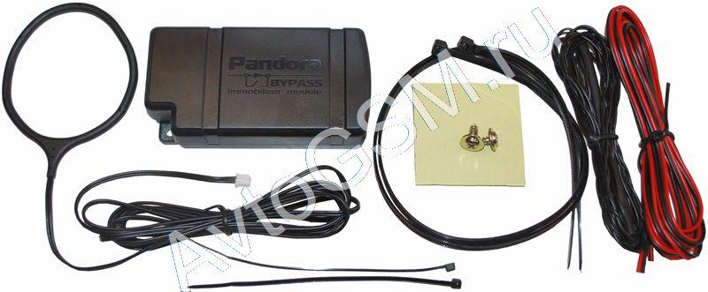 иммобилайзера Pandora DI-