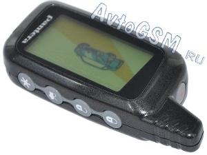 сигнализация пантера инструкция с автозапуском
