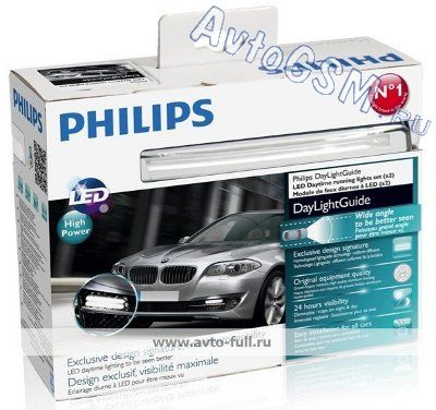 ������� ������� ���� Philips  DayLight Guide - ����������� ������, ����������� ��������� ������, �����������, ������ ����������, ������������ � ������� �  ������ ����� (������� 6654)