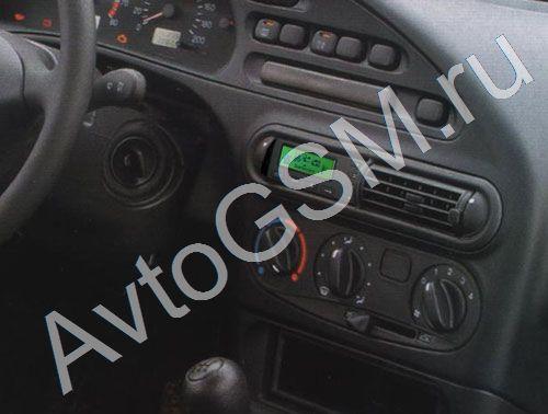 Бортовой компьютер Престиж V23 для автомобилей Шевроле Нива.
