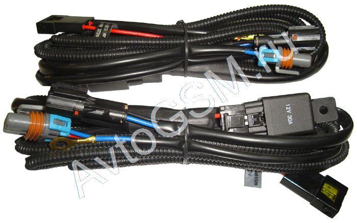 Комплект реле-кабелей Maxlux