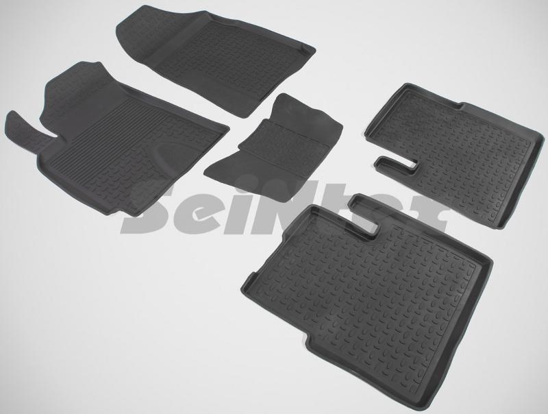 Автомобильный коврик Seintex 82354 для Chery Amulet - фото 6
