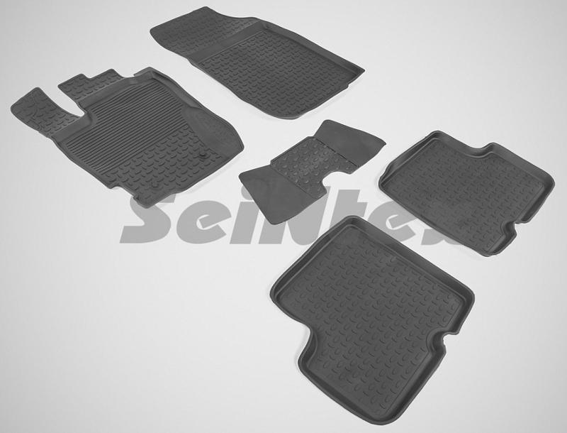 Автомобильный коврик Seintex 85393 для Renault Koleos - фото 2