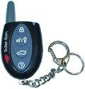 Запасной дополнительный брелок для автосигнализаций Scher-Khan MAGICAR A, B. Щелкните мышкой для увеличения.