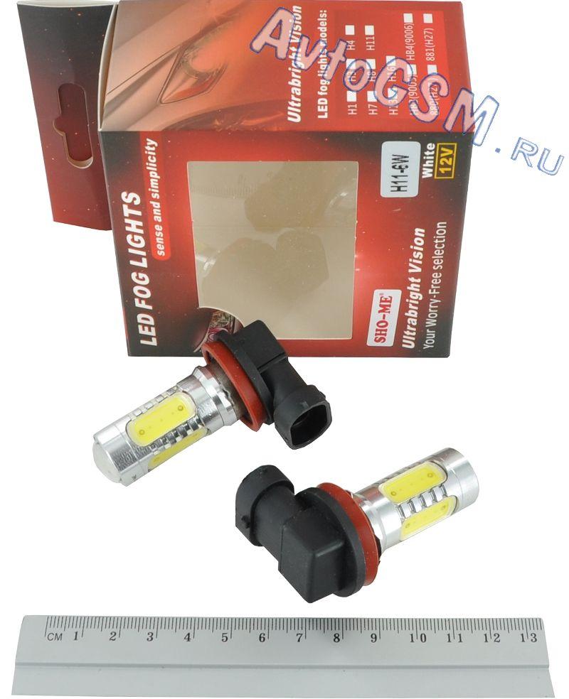 Автомобильные LED лампы на светодиодах Cree