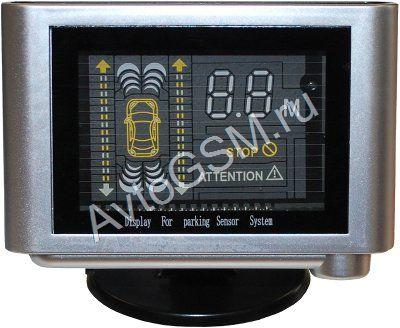 радар (парктроник) Sho-me