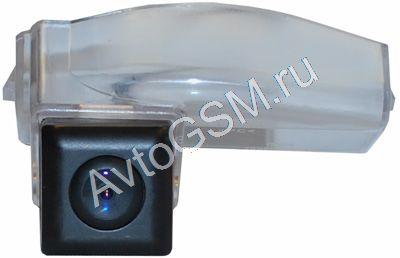 автомобильная камера заднего вида в штатное место с парковочными линиями для mazda 2, mazda 3