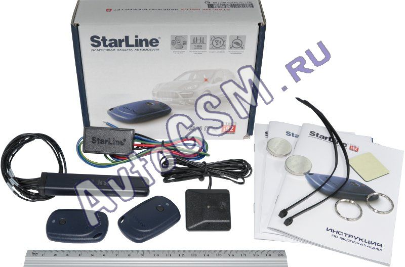 starline i92 lux инструкция по установке